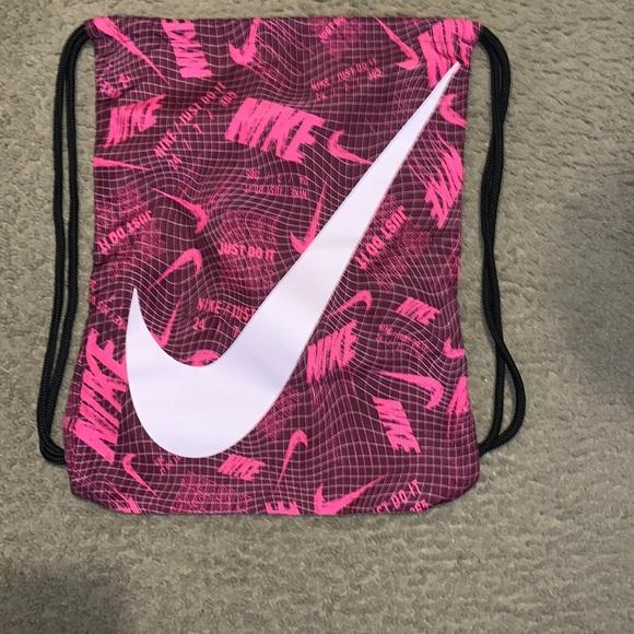 Nike Drawstring backpack 🎒
